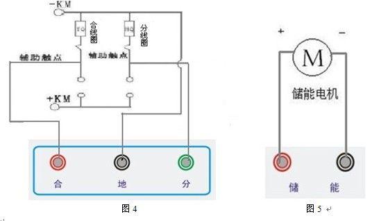 gkc-iv 开关机械特性测试仪接线使用说明